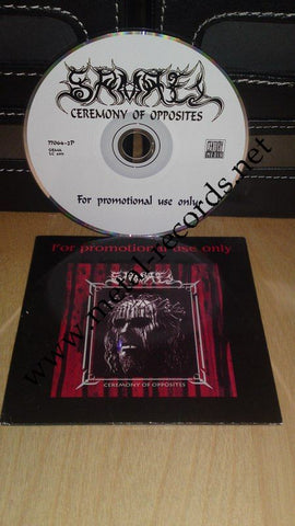 Samael - Ceremony Of Opposites (cd promo)