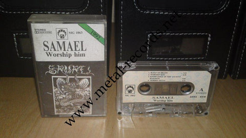 Samael - Worship Him (MC)
