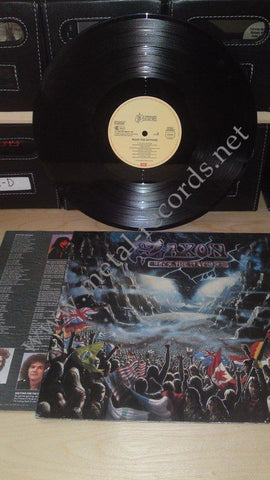 "Saxon - Rock The Nations (12"")"