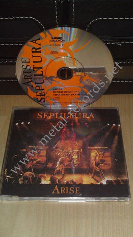 Sepultura - Arise (cd single)