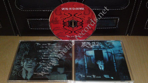 Signs Of Darkness - The 17th Floor (cd)