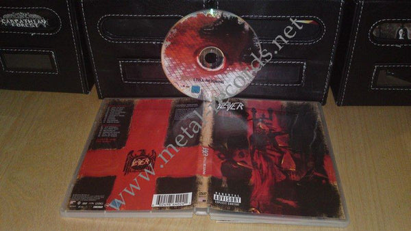 Slayer - Still Reigning (DVD)