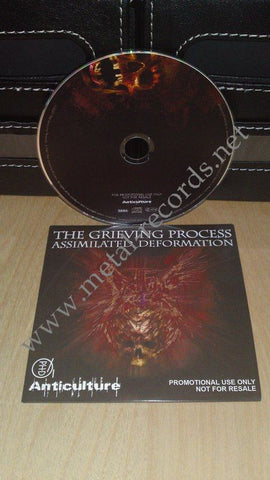 The Grieving Process - Assimilated Deformation (cd promo)