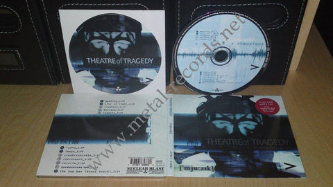Theatre Of Tragedy - ['mju:zik] (digi cd)