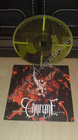 Thyrane - Symphonies Of Infernality (cd promo)