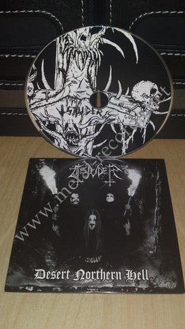 Tsjuder - Desert Northern Hell (cd promo)
