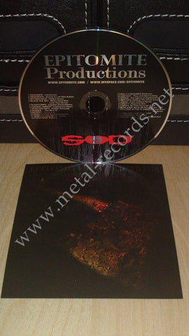 Various Artists - Epitomite Productions sampler (cd)