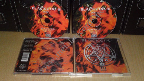 Various Artists - Blackend Vol 3 (2cd: Emperor, Mayhem)