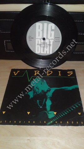 "Vardis - Standing In The Road (7"")"