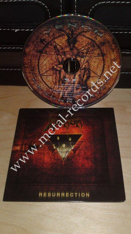 Venom - Resurrection (cd promo)