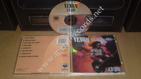 Venom - Acid Queen (cd)