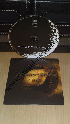 Vintersorg - The Focusing Blur (cd promo)