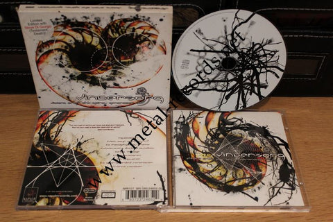 Vintersorg - Visions From The Spiral Generator (cd, slipcase)