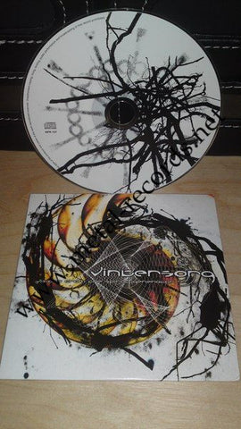 Vintersorg - Visions From The Spiral Generator (cd promo)