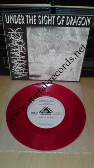 "Vorphalack - Under The Sight Of Dragon (7"")"