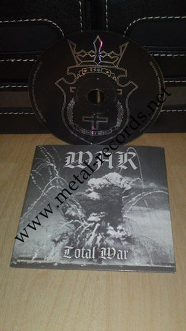 War - Total War (cd promo)