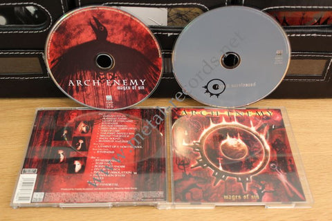 Arch Enemy - Wages Of Sin (cd)