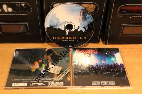 Hypocrisy - Hypocrisy Destroys Wacken (cd)