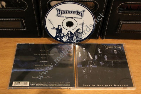 Immortal - Sons Of Northern Darkness (cd)