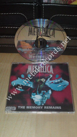 Metallica - The Memory Remains (3-track cd)