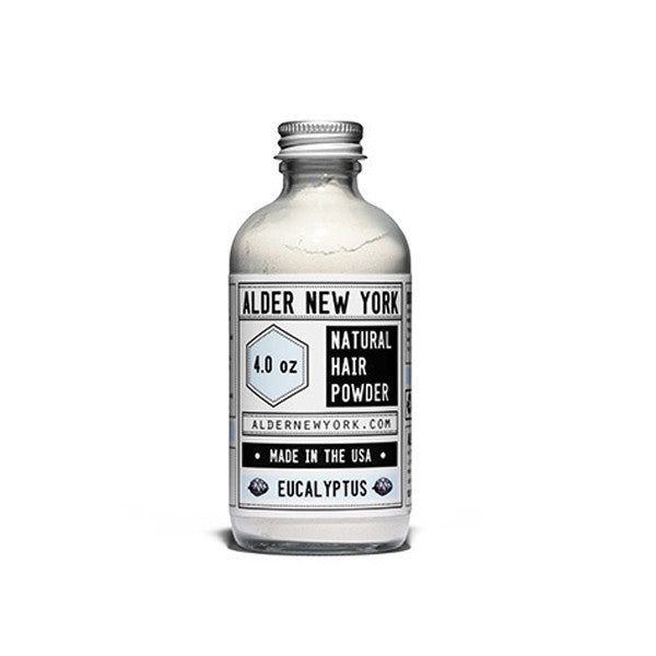 Alder New York - Natural Hair Powder