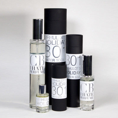 CB I Hate Perfume - 301 Mr. Hulot's Holiday