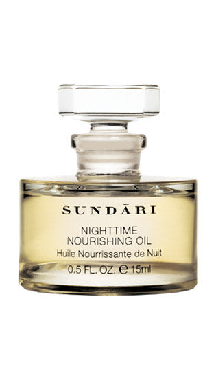 Sundari - Nighttime Nourishing Oil for Dry and Normal/Comb Skin - *Final Sale*
