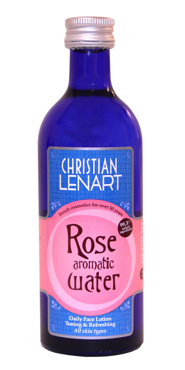 Christian Lenart - Rose Aromatic Water