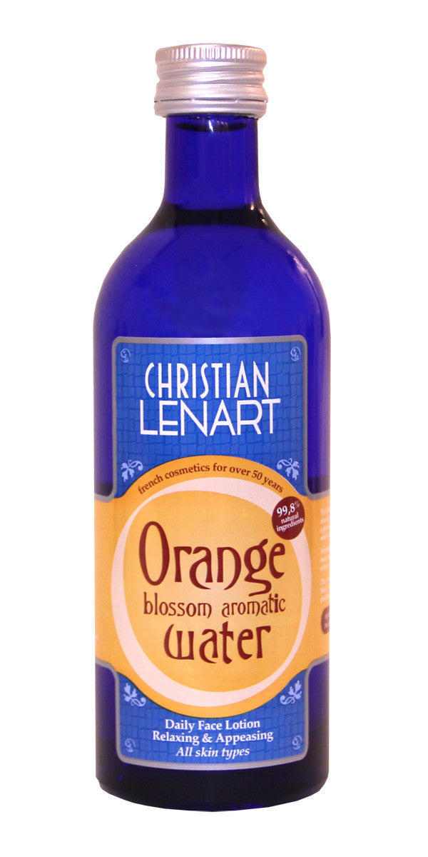 Christian Lenart - Orange Blossom Aromatic Water