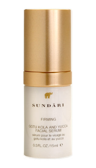 Sundari - Gotu Kola and Yucca Facial Serum for All Skin Types - *Final Sale*