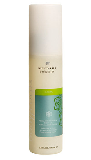 Sundari - Neem and Triphala Body Oil - *Final Sale*