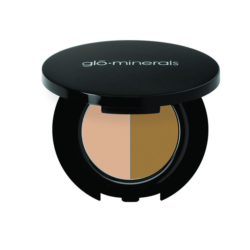 glō·minerals - Brow Powder Duo
