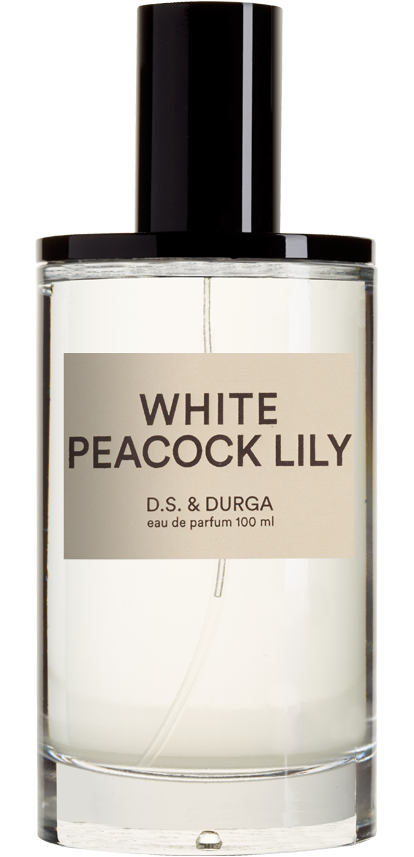 D.S. & Durga - White Peacock Lily