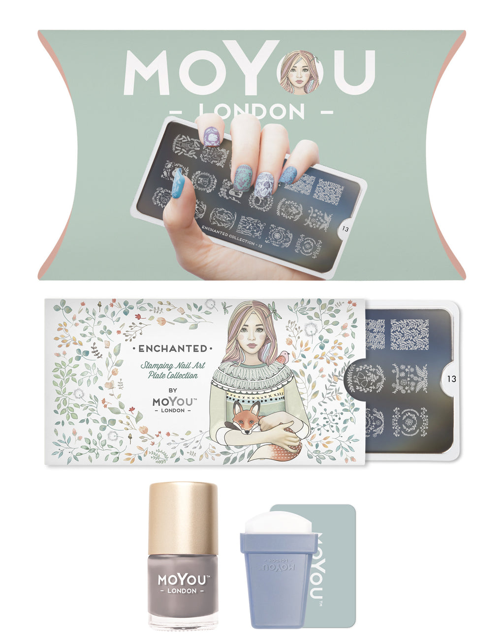 MoYou London - Enchanted Starter Kit