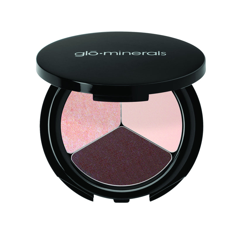 glō·minerals - Eye Shadow Trio, Coffee