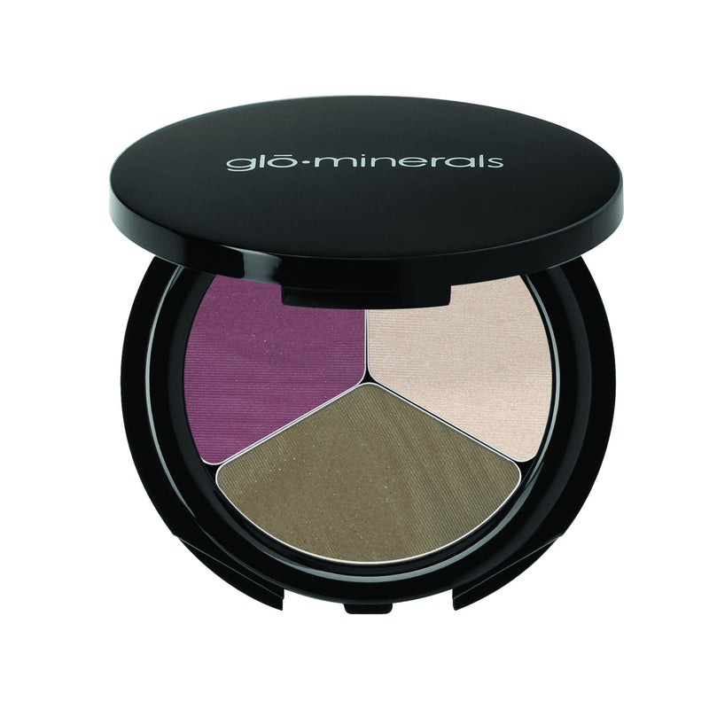 glō·minerals - Eye Shadow Trio, Mulberry