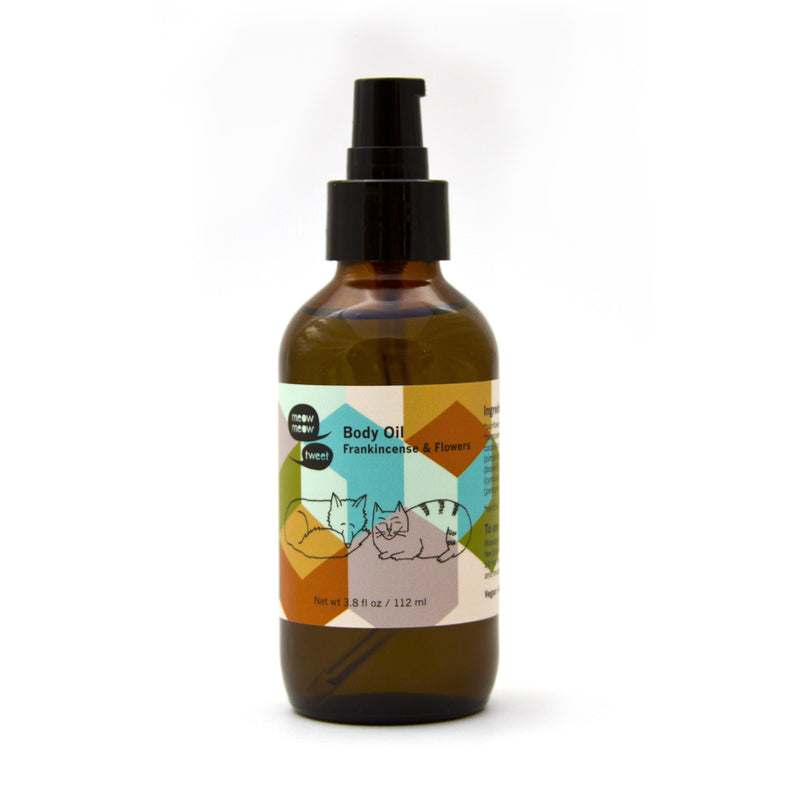 Meow Meow Tweet - Body Oil