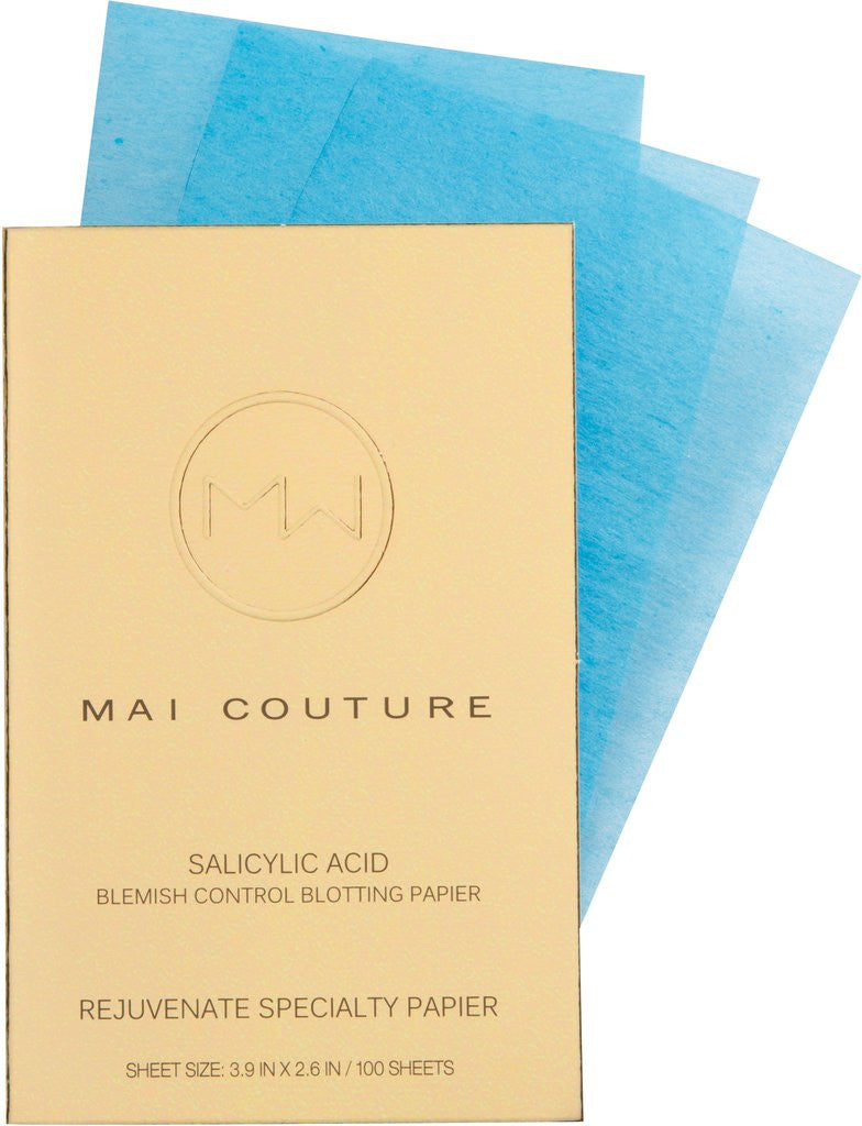 Mai Couture - Blemish Control Blotting Papier with Salicylic Acid