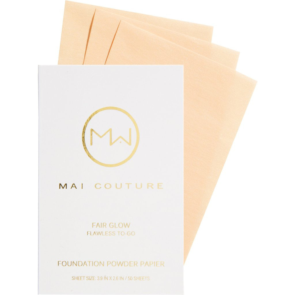 Mai Couture - Foundation Powder Papier