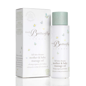 Little Butterfly London - Fall Into Dreams Mother & Baby Massage oil