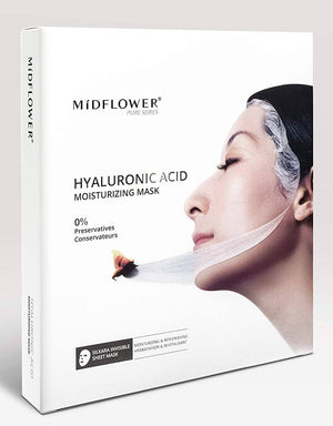 Mídflower - Hyaluronic Acid Moisturizing Mask