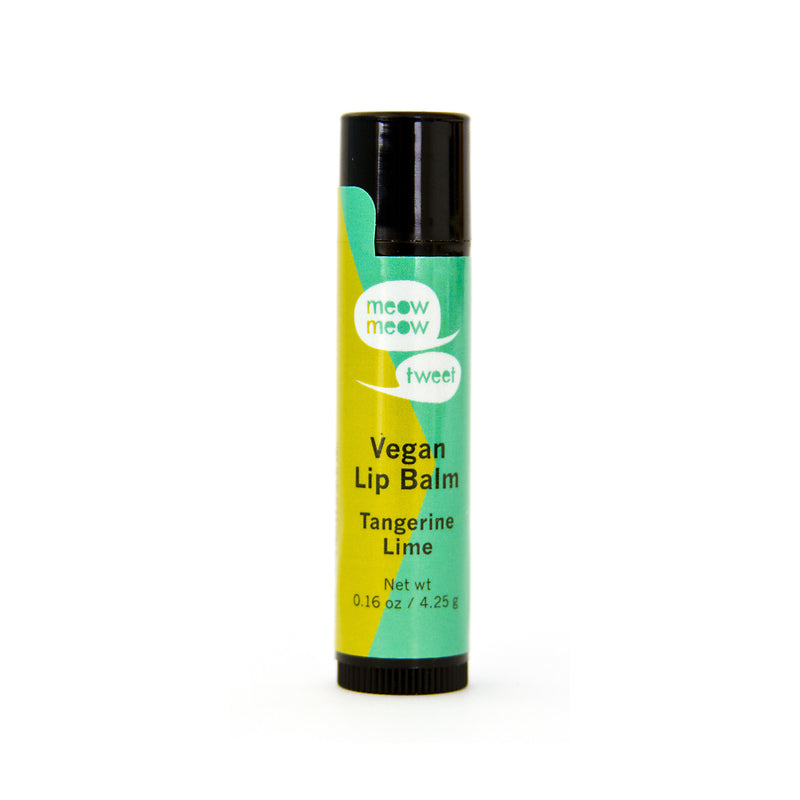 Meow Meow Tweet - Vegan Lip Balm