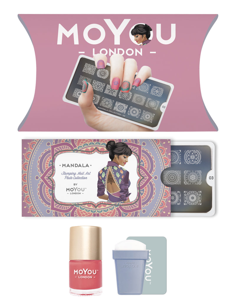 MoYou London - Mandala Starter Kit