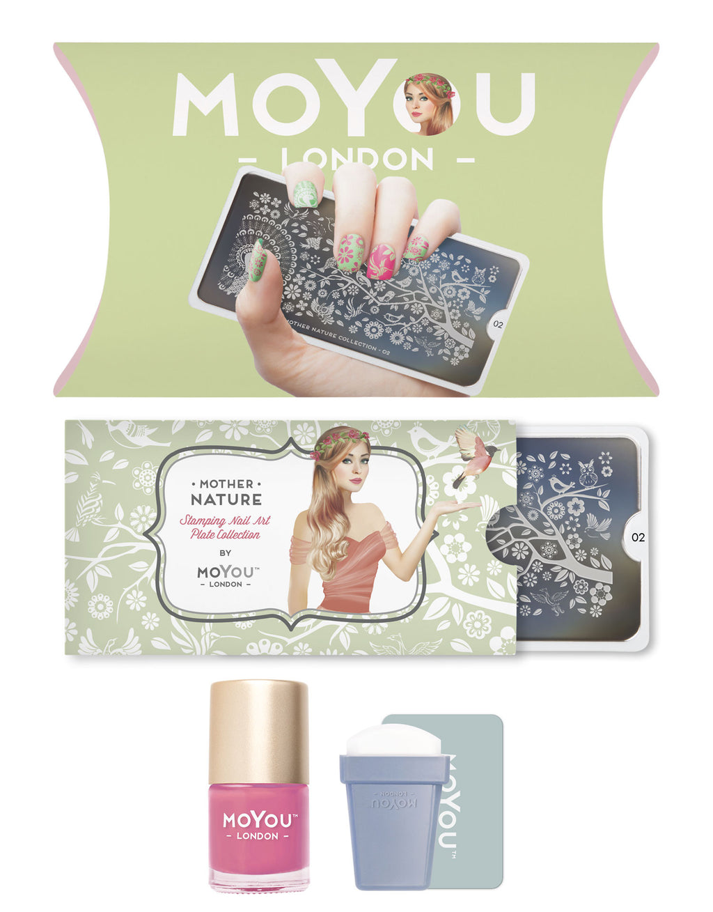 MoYou London - Mother Nature Starter Kit