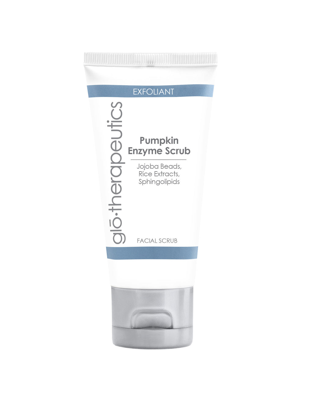 glō·therapeutics - Pumpkin Enzyme Scrub