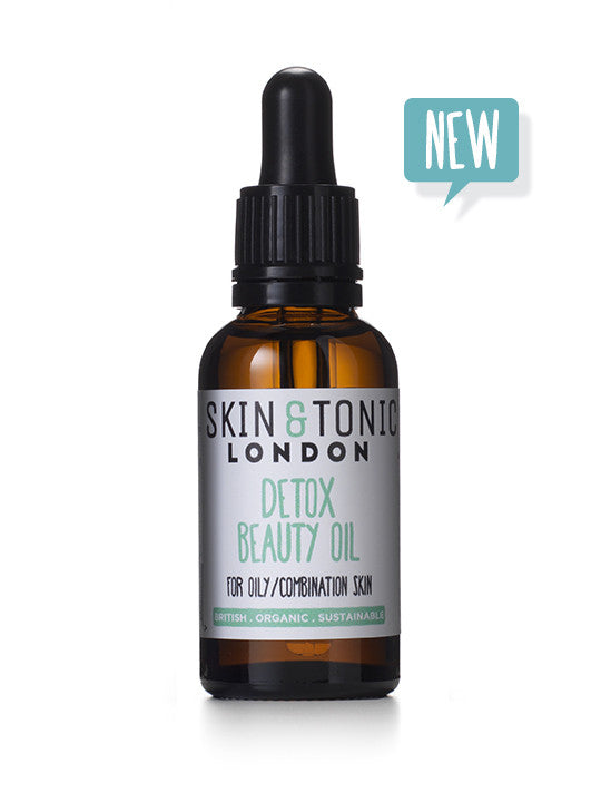 Skin & Tonic London - Detox Beauty Oil