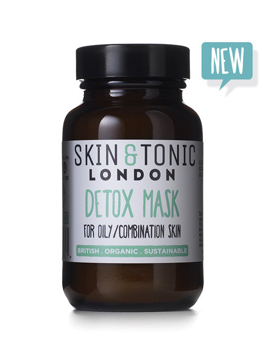 Skin & Tonic London - Detox Mask