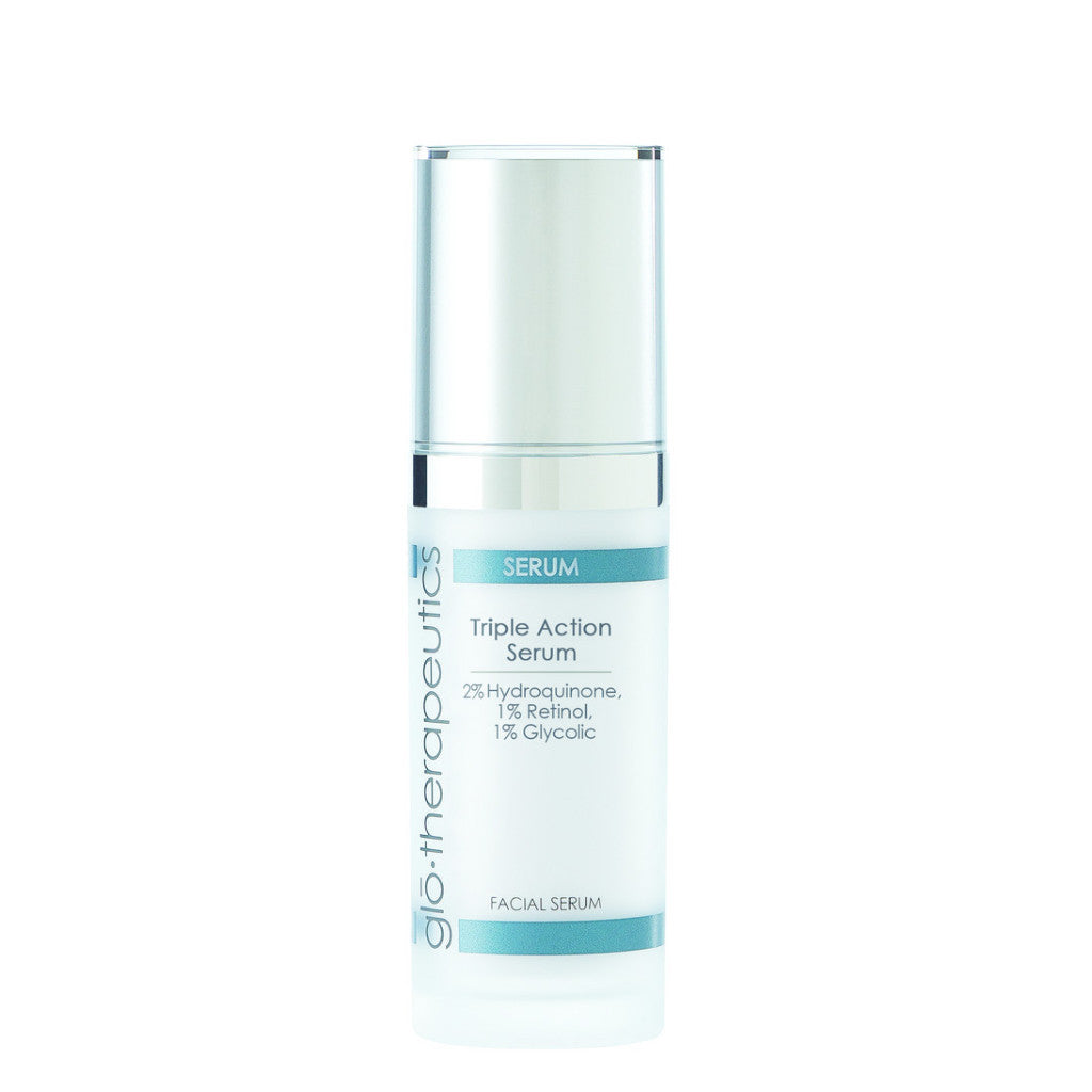 glō·therapeutics - Triple Action Serum