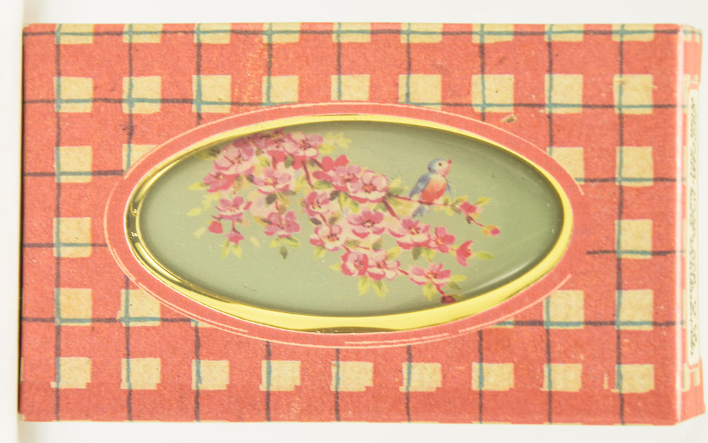 Andrea Garland - Birds and Flowers, Pill Box Lip Balm