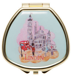 Andrea Garland - London, Pill Box Lip Balm